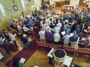 St Lukes congregation
