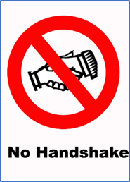 No Handshaking Symbol